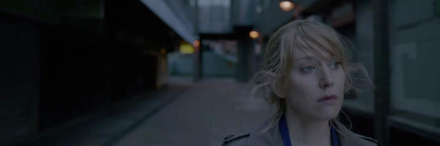 Hattie Morahan in the Young Vic short film Nora