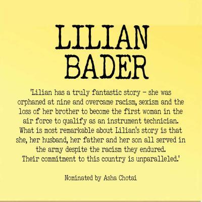 Lilian Bader