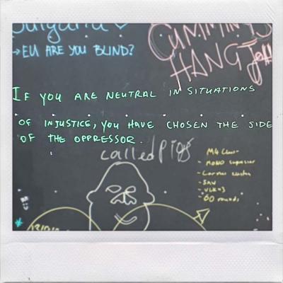 Audience responses to The Unforgotten