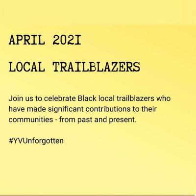 April 2021: Local Trailblazers