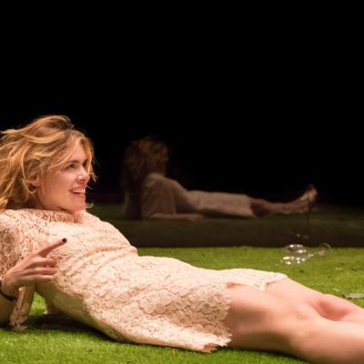 Billie Piper (Her) in Yerma at the Young Vic. Photo by Johan Persson (6)