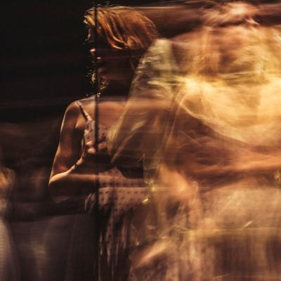 Billie Piper (Her) in Yerma at the Young Vic by Johan Persson