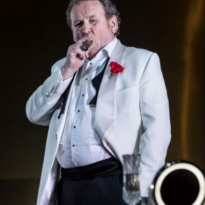 Colm Meaney (Big Daddy) in Cat on a Hot Tin Roof © Johan Persson