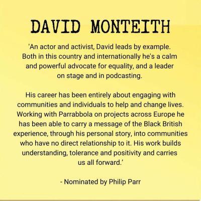 David Monteith