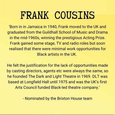 Frank Cousins