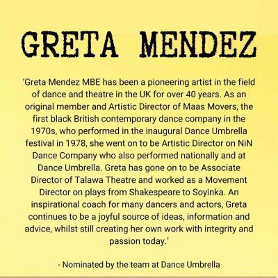 Greta Mendez