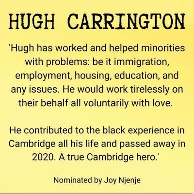 Hugh Carrington