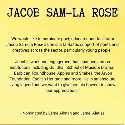 Jacob Sam Le Rose