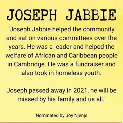 Joseph Jabbie