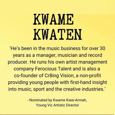 Kwame Kwaten