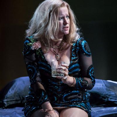 Lisa Palfrey (Big Mama) in Cat on a Hot Tin Roof © Johan Persson