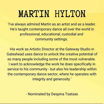 Martin Hylton