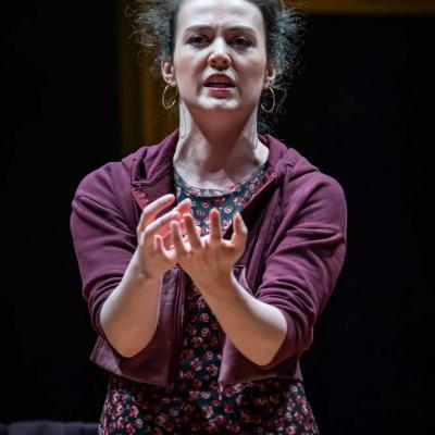 Anna Russell-Martin in Nora A Doll's House (c) Marc Brenner