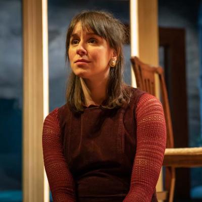 Natalie Klamar in Nora A Doll's House (c) Marc Brenner