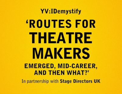 Routes for Theatre Makers